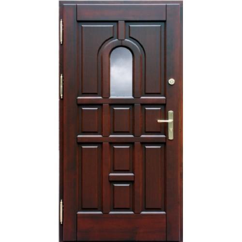 drzwi ramiakowo płycinowe Wiatrak
