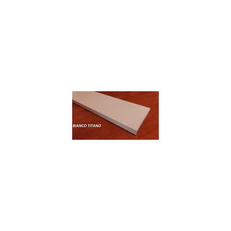 Parapety kolor Bianco Titano  Konglomerat -Bradex