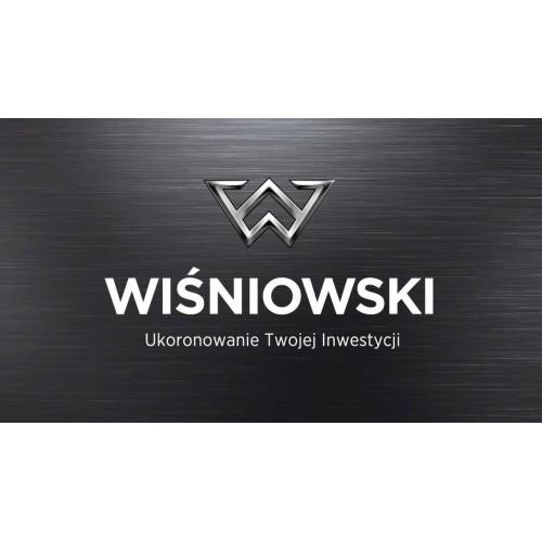 Bramy garażowe rozwierne  Wiśniowski
