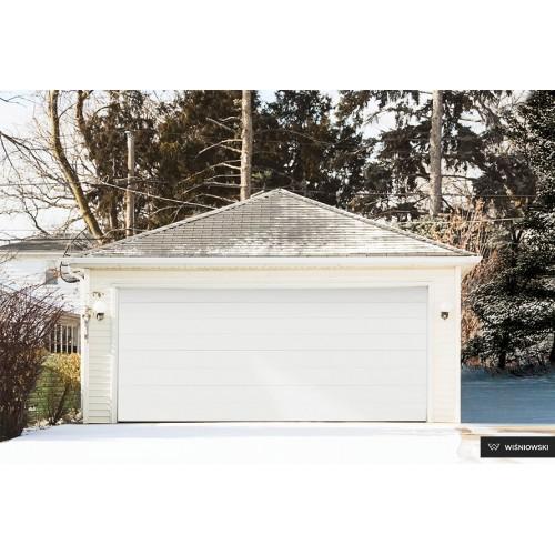UniTherm - super ciepła brama garażowa -Wiśniowski