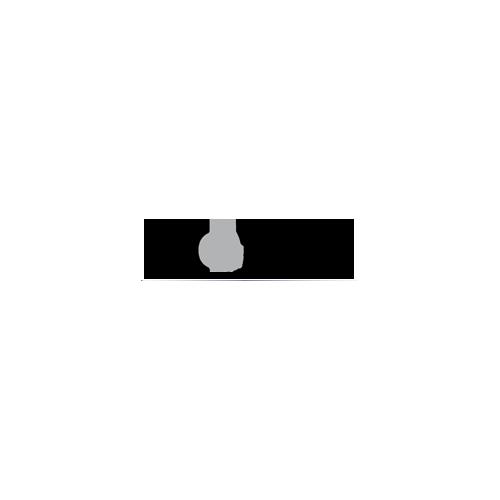 Odbojnik drzw. barylkowy 40x30mm mos. HEAD.(3304)