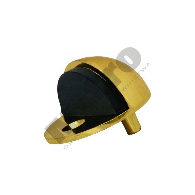 Odbojnik drzw. kulisty 30x45mm mos. HEAD.(3301)
