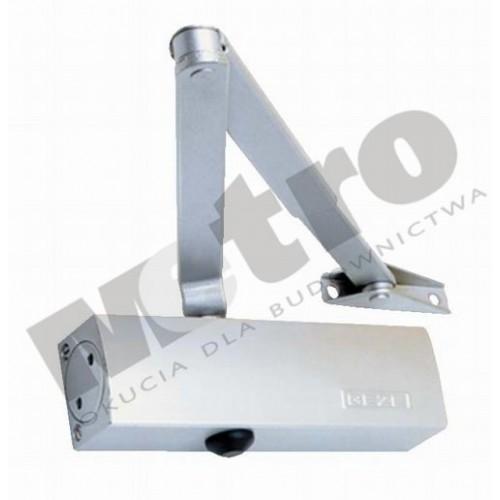 Zamykacz GEZE TS-1500 BIALY + ramie KPL